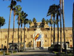 Parlamento de Andalucía (Hospital de las Cinco Llagas)