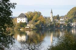 Schloss Mattsee - das Juwel am See