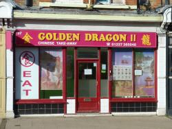 ‪Golden Dragon II Chinese Takeaway‬
