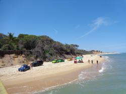 Malembar Beach (Guarairas)