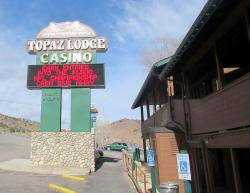 Topaz Lodge & Resort Lake View Coffee Shop