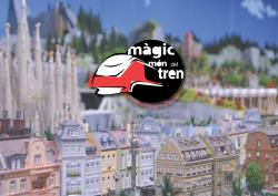 Magic mon del tren
