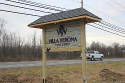 Villa Verona Vineyard & Bistro