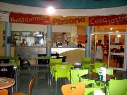 Pizzaria Cosa Nostra