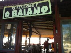 Restaurante O Baiano