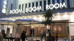 Boom Boom Room Granada