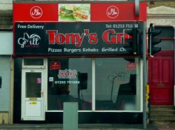Tony's Grill