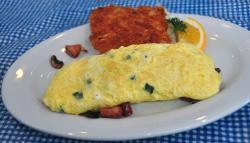 Mokapu omelette