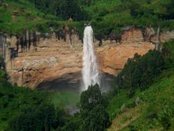 The Falls from a distence