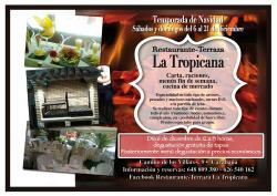 restaurante terraza la tropicana
