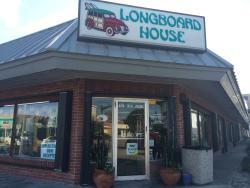 Longboard house