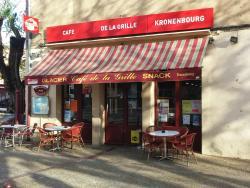 CAFE DE LA GRILLE