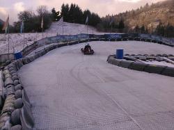 Ice Racing Kart