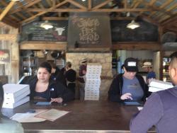 Stanleys Farmhouse Pizza