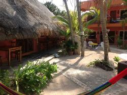 Mayan suite entry