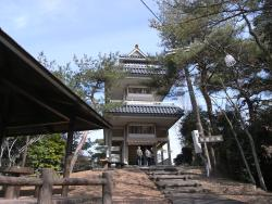 Ruins of Ogurayama Castle