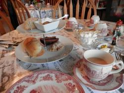 Silver Spoon Tea House