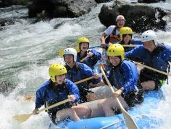 Tamagawa Rafting Tour