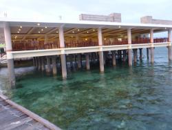 Nalusuan Island Restaurant