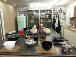 The Cookery Workshop at Upstairs Downstairs