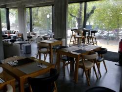 Latitude cafe & lounge