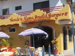 Wanda's Burgers and Ribs