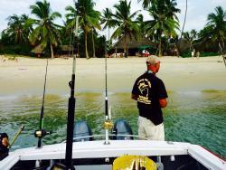 Mike's Deep Sea Fishing Pangani