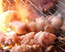 Kanteki Variety meat (Horumonyaki) Tsuru