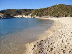Kalamitsi Beach