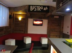 Bistro 46 Hotel-Lounge bar