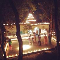 Adhar Manik Shanti Niketan Buddhist Monastery