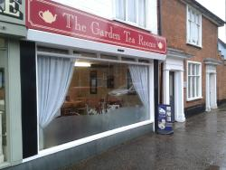 ‪The Garden Tea Rooms‬