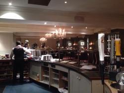 Tyrells Restaurant @ Thistle Hotel Bristol