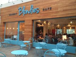 Blondies Bakery Cafe