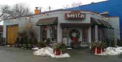 Sven's European Cafe