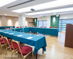 Leontius Conference and Event Room at the Athinais Hotel