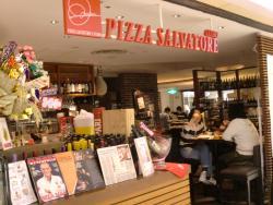 Pizza Salvatore Cuomo Subnade