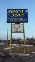 Gemini's Diner