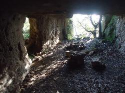 monumento naturale Corviano