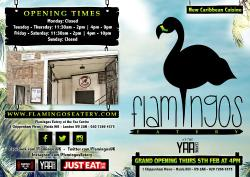 Flamingos Eatery