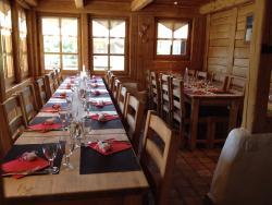 Restaurant le Peille
