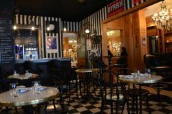 El sector de bar