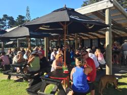 Blackies Cafe by the Beach - Whangamata
