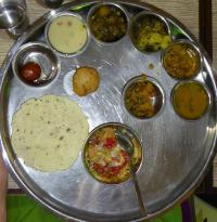 Kansaar Gujarati Thali