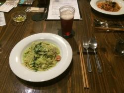 Pasta to Natural Wine Komatsuya