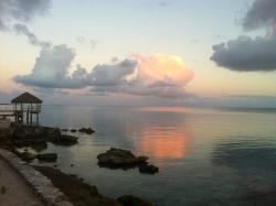 tramonto al Maitai