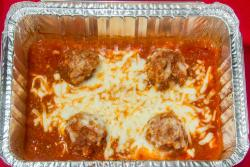 Meatballs and Cheese