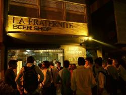 La Fraternité - Beer Shop