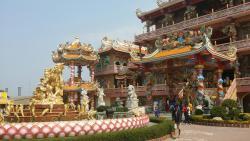 Wihan Thep Sathit Phra Ki Ti Chaloem