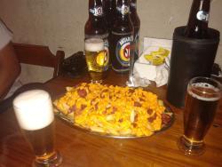 Bar E Restaurante Ginga Do Boêmio